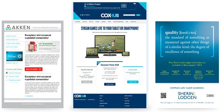 Scholes marketing Cox Hub