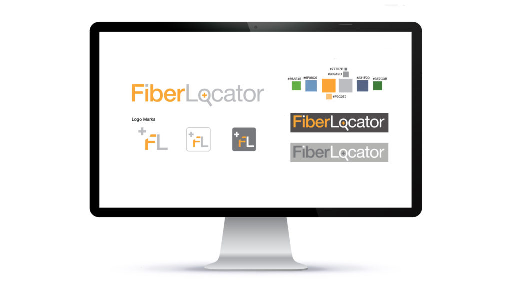 fiberlocator brand guide - access marketing company
