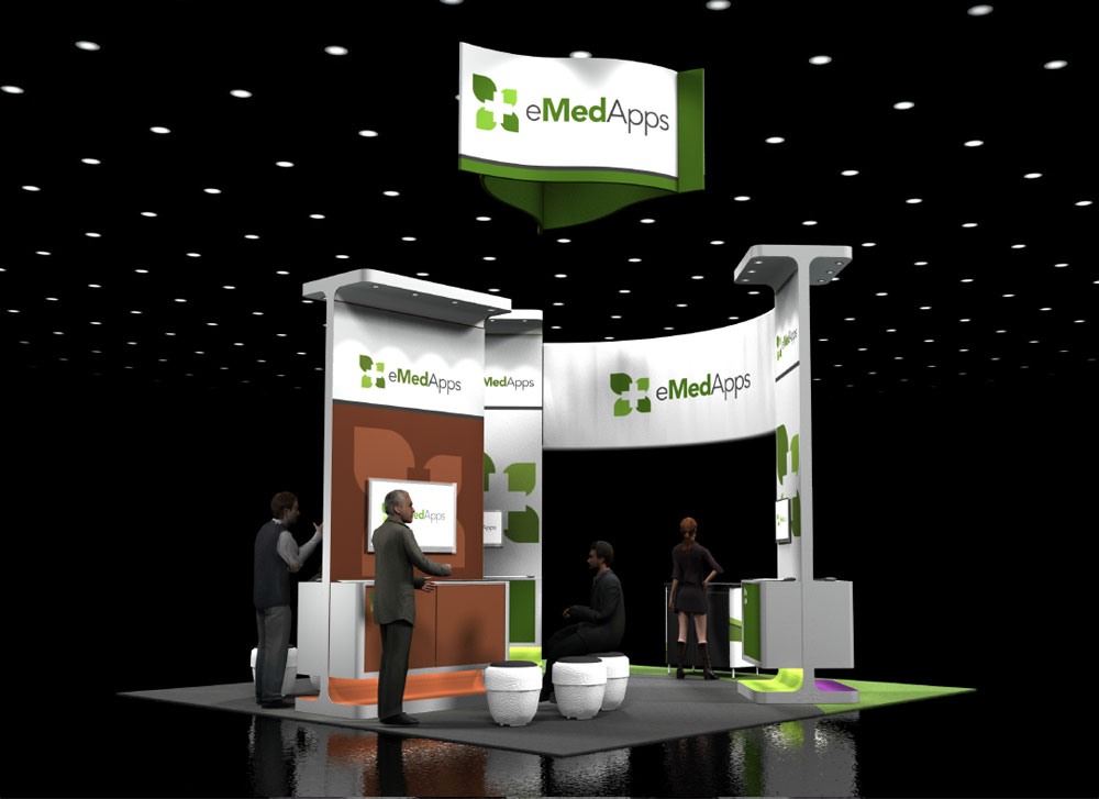 Tradeshow Booth Case Study - Clarity Quest