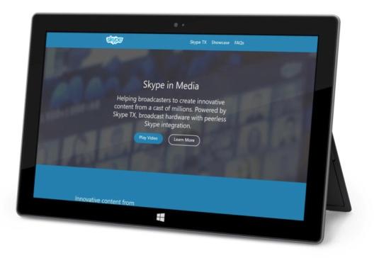 Skype in Media - WebDevStudios