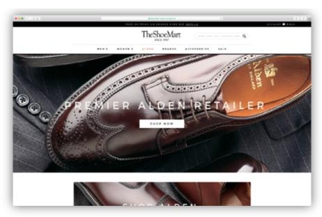 Portfolio - 1Digital® Shoe Mart