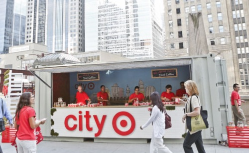 Target Experiential Marketing | agencyEA