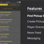 Spikeball Mobile App, SnapMobile
