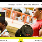 golds gym bc nirvana canada