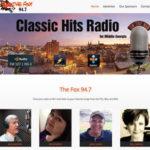 Park Group, The Fox Classic Hits Radio Website