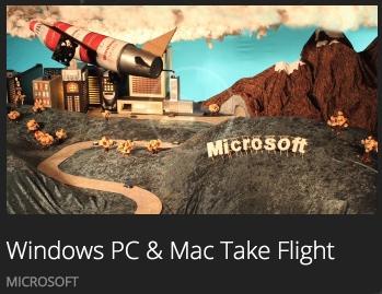 Wild Gravity Microsoft
