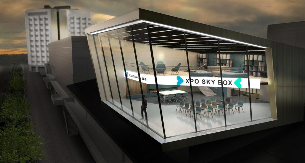 Skybox Design