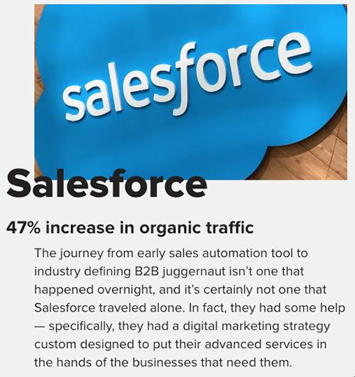 Salesforce.com Success Story