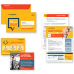 Gunderson Direct, Lending Club Direct Mail Example