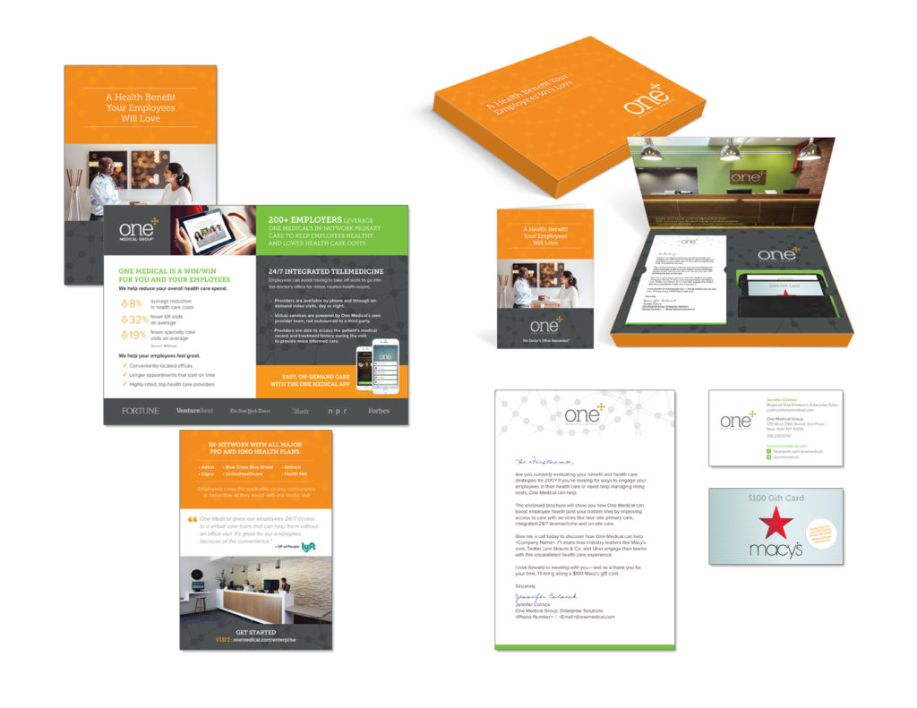 Gunderson Direct, Macy's Direct Mail Example